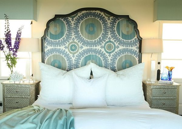 fabulous fabric headboard design Four Alternatives to Traditional Headboards