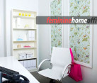 Feminine home office ideas