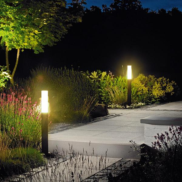 garden lighting - bollard lamps