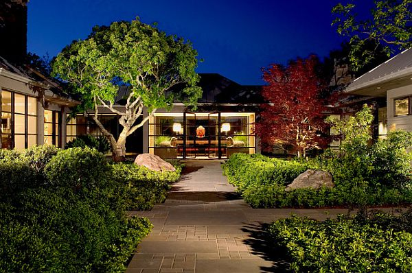 garden lighting perfection Garden Outdoor Lighting Ideas For Your Little Paradise