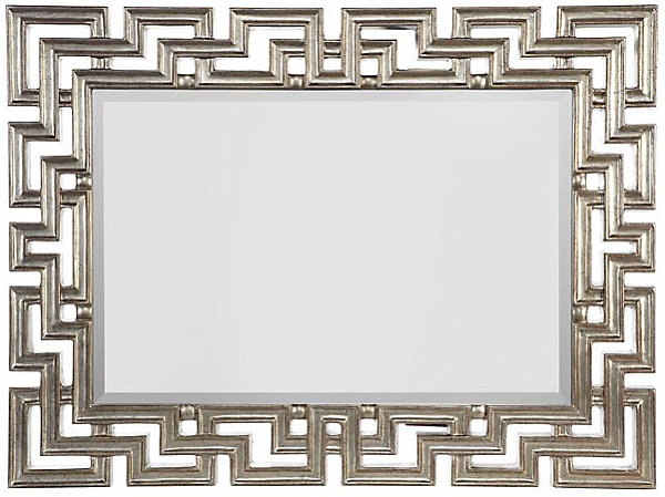 Geometric Wall Mirror shape up your space with geometric decor