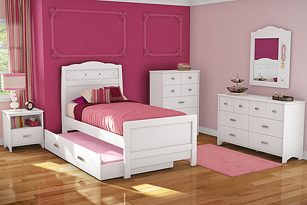 Girly Bedrooms For Teen Girls