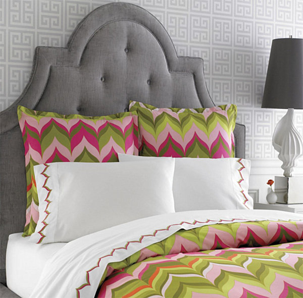jonathan adler hollywood regency bedroom