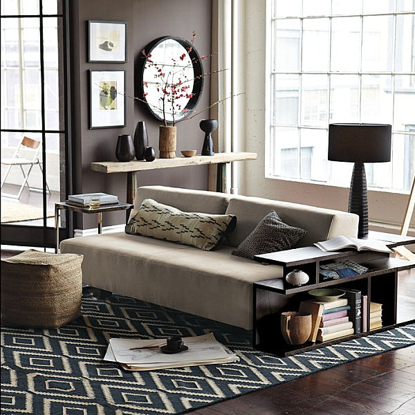 Kilm tribal rug