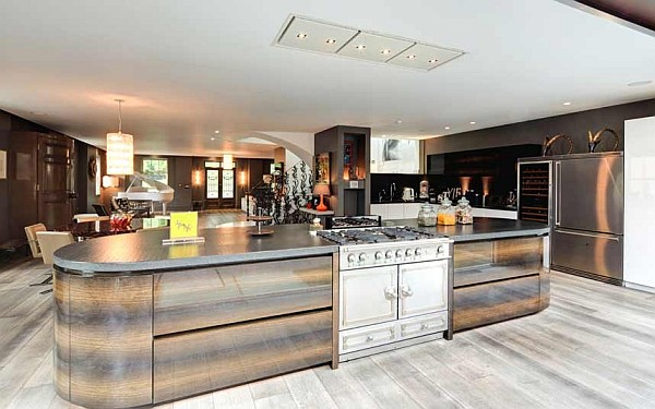 20 Luxurious U0026 Sexy Kitchens Worth Drooling Over