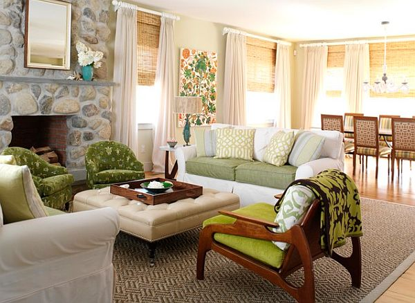 living room with beautiful windows treatments Things to Keep in Mind before Purchasing Window Treatments