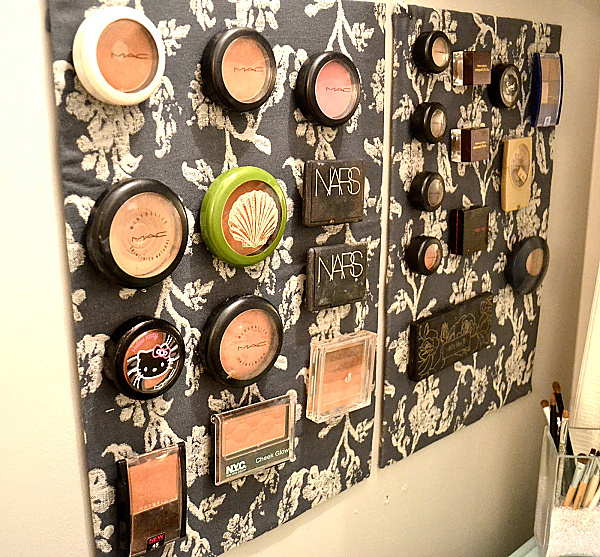 20 Marvelous Make up Storage Concepts Decorations Tree