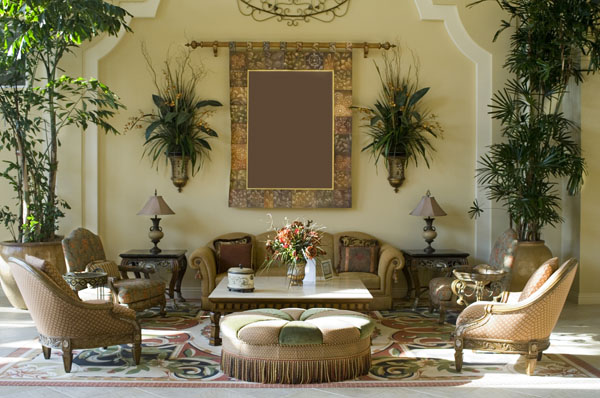 mediterranean decorating ideas