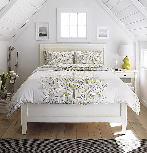 Modern Abstract Floral Teen Bedding Decoist