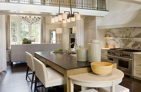 Modern Farmhouse Kitchen Decorating five tricks to bring back the farmhouse charm into your kitchen