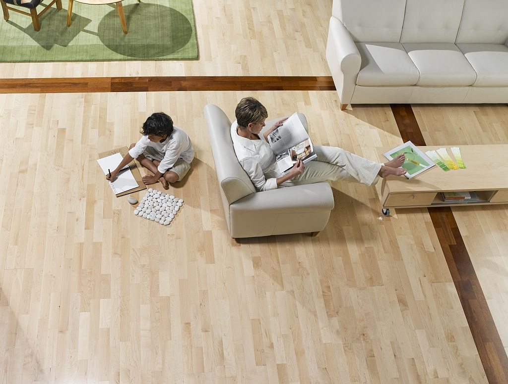 Choosing the best wood flooring for your home for In home flooring
