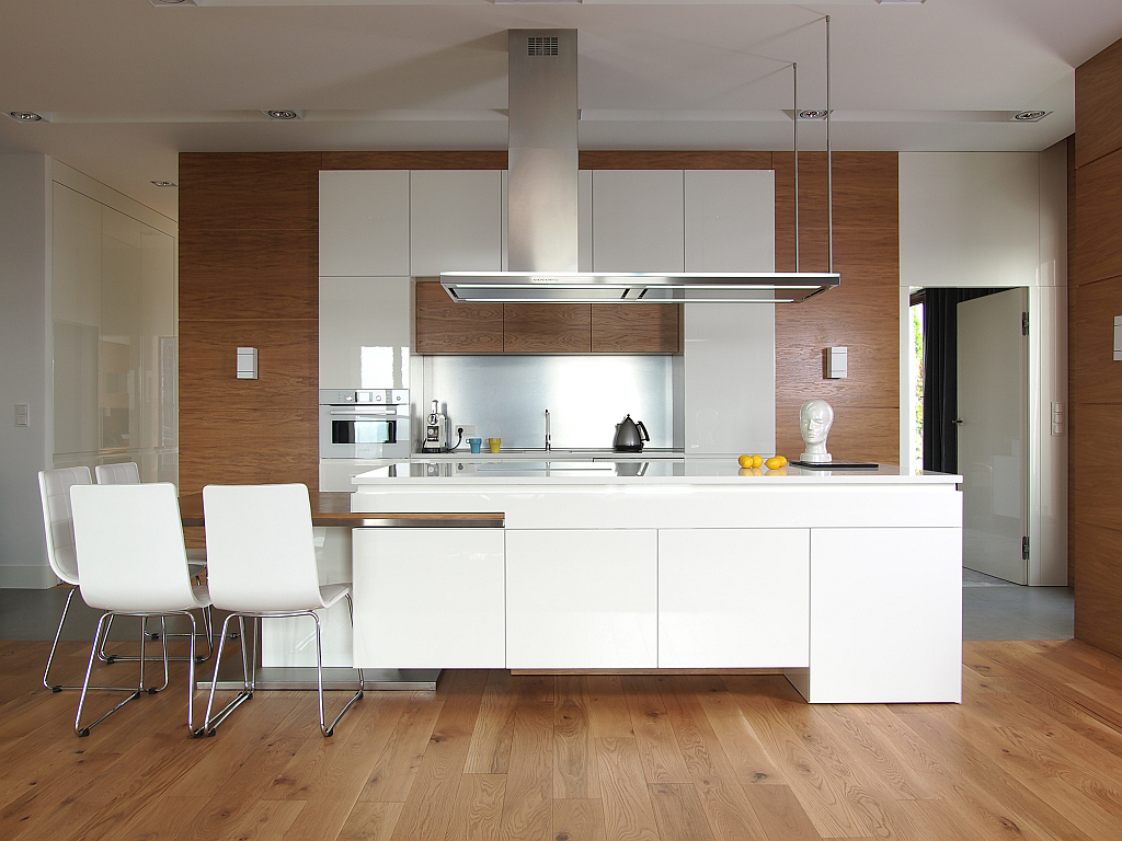 Wood Floor In The Kitchen Choosing The Best Wood Flooring For Your Home