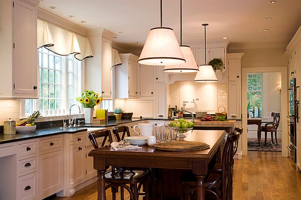 modern kitchen lighting and windows treatments Things to Keep in Mind before Purchasing Window Treatments