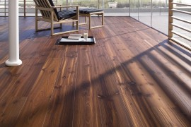 Modern Wood Floors light or dark wood flooring - which one suits your home?