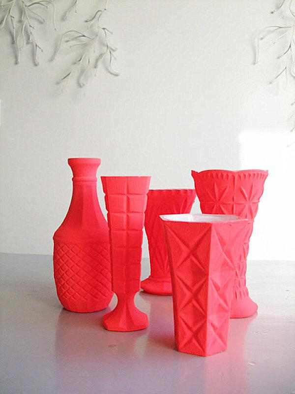neon-glass-vases