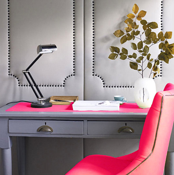 Neon Pink Interior Paint Part - 49: Neon Furniture