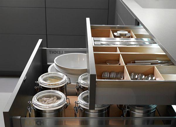 silverware drawers