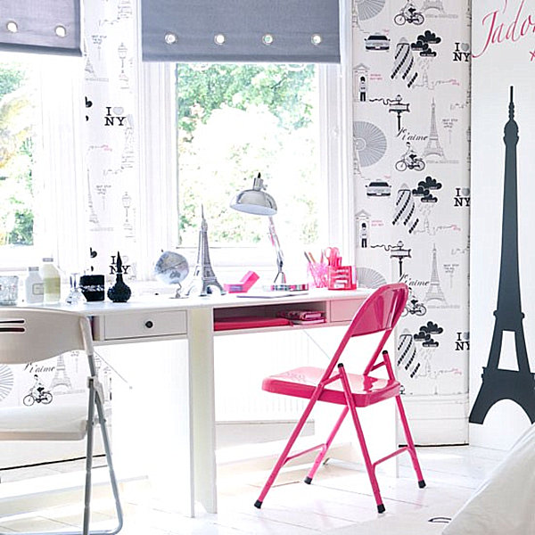 sophisticated bedrooms for teen girls - Themed Teenage Bedrooms