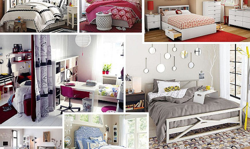 Bedroom Designs For Teenage Girl