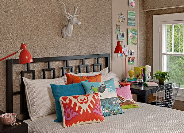 view in gallery teenager bedroom design idea inspiring ideas for a trendy teen room - Teen Room Design Ideas