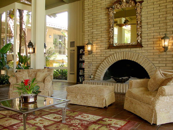 Mediterranean Style decorating with a mediterranean influence: 30 inspiring pictures