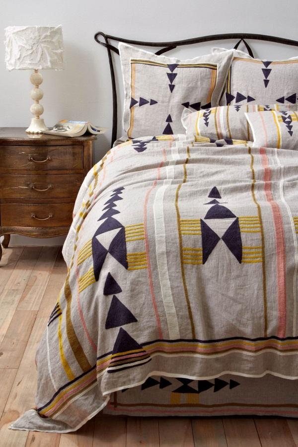 tribal-linen-bedding