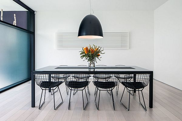 ultra modern dining room How to Arrange Furniture For A Picture Perfect Moment