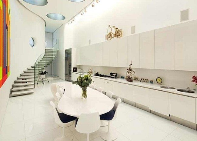 The Make it and Break It Room: 20 Luxury & Sexy Kitchens Worth Drooling Over