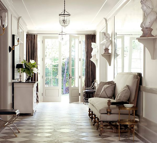 Foyers And Entryways Ideas : Most overlooked areas to decorate in your home