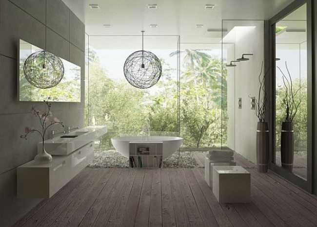 Stylish Walk-in Shower Enclosures the Perfect Choice