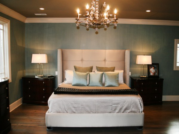 Feng shui tips for the bedroom for Brown and blue bedroom ideas