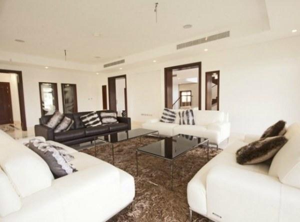 A contemporary Dubai villa