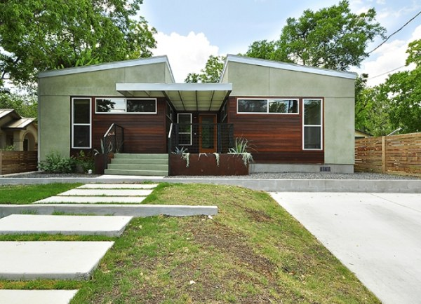 8 modular home designs with modern flair Contemporary modular home designs