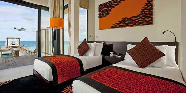 Angsana Velavaru Maldives Resort – amazing bedroom view