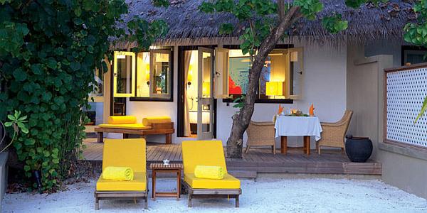 Angsana Velavaru Maldives Resort – villa with private beach