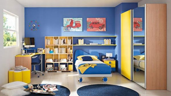 Kids Bedroom Colours 23 modern children bedroom ideas for the contemporary home