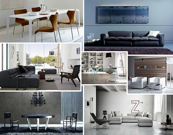 5 chic italian furniture manufacturers for Furniture brands