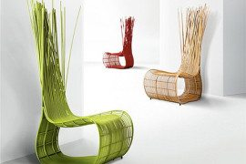 Yoda: Rattan Outdoor Furniture Collection offers distinctive design