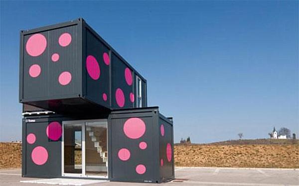 The Conhouse modular home