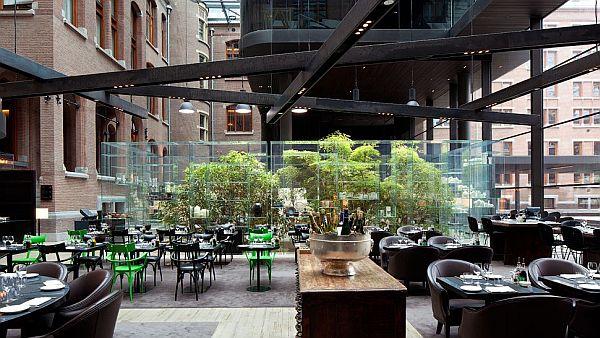 Conservatorium Hotel Amsterdam – brasserie