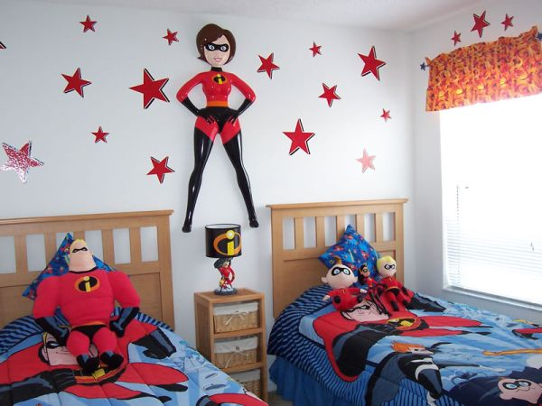 Disney's Incredibles Bedding Set