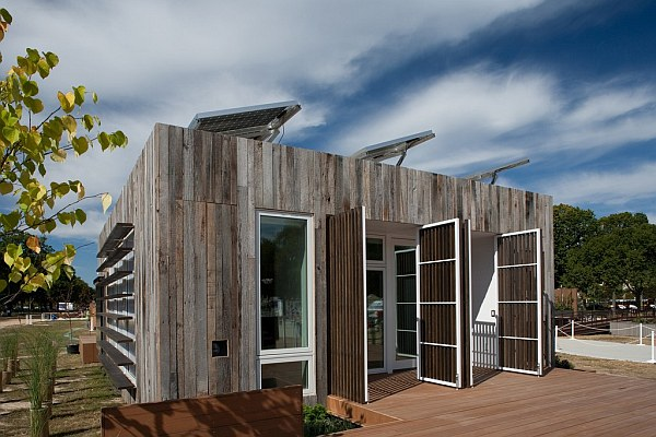 Energy efficient home solar decathlon Efficient Homes Gain Higher Ratings   Positive Energy
