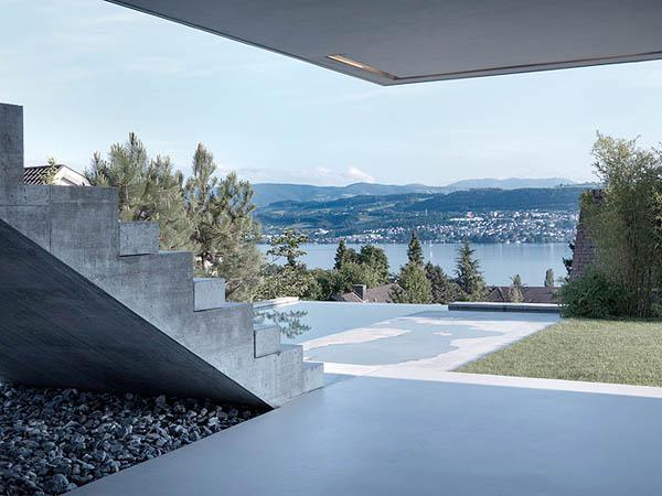Glass Contemporary Feldbalz House – 4