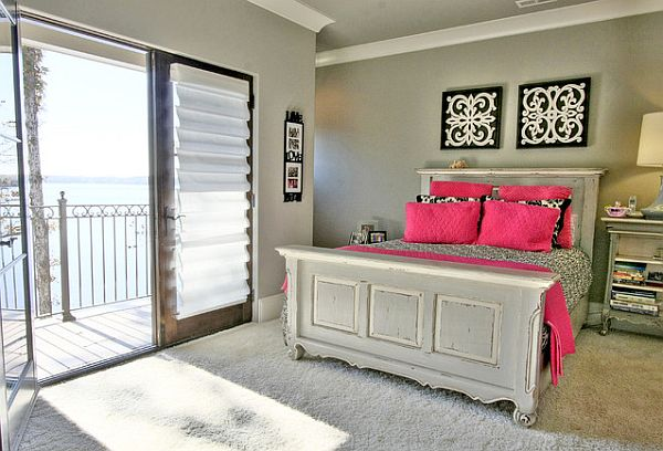 Grey. Pink Inspiration  Decorating Your Home With Pink