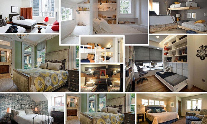 Guest Room Design Ideas Part - 48: 20 Amazing Guest Room Design Ideas