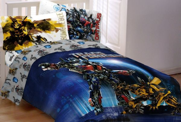 View in gallery Hasbro Transformer. Boys Bedding  28 Superheroes Inspired Sheets