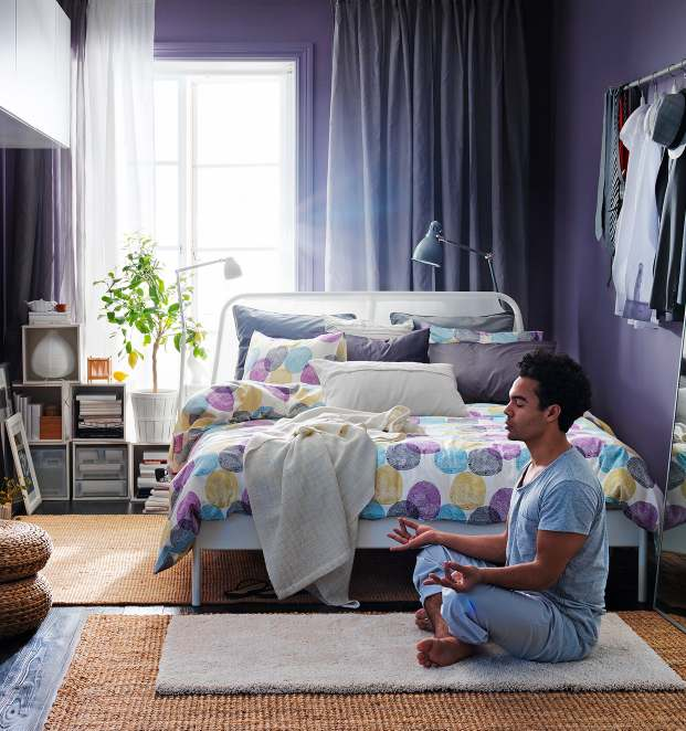 Romantic Bedroom Decorating Ideas Cheap Modern Bedroom Cupboards Design Purple And Blue Bedroom Ideas Bedroom Ideas Dark Furniture: IKEA 2013 Catalog Unveiled: Inspiration For Your Home