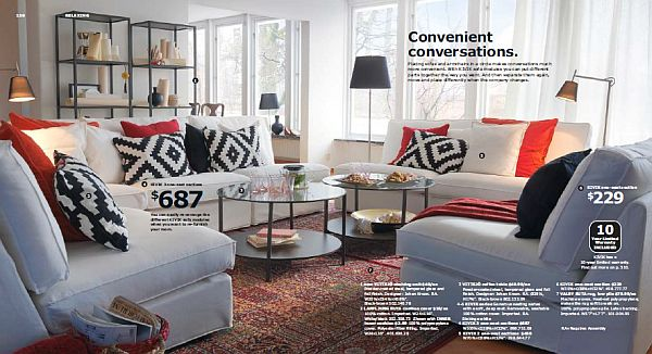 IKEA 2013 Catalog Unveiled: Inspiration For Your Home
