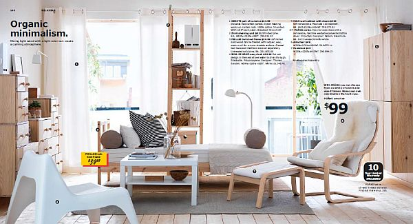 Ikea 2013 catalog unveiled inspiration for your home - Living in small spaces home minimalist ...