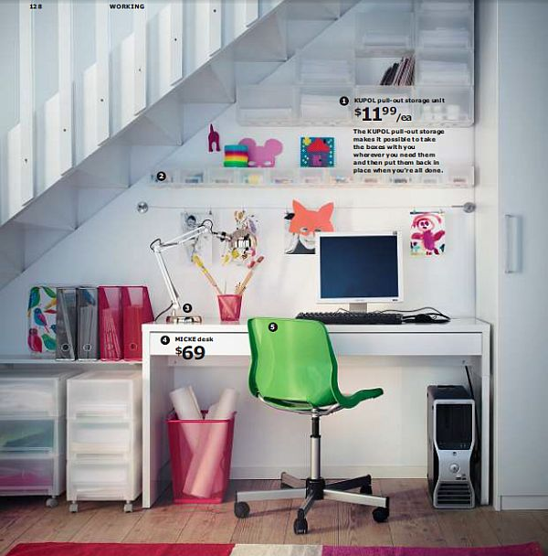 Colorful Home Office ikea 2013 catalog unveiled: inspiration for your home